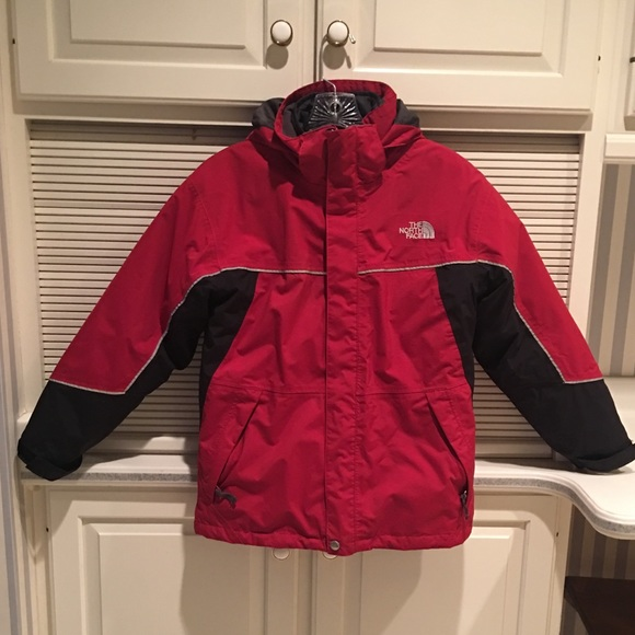 18a1ce91d The North Face Jackets & Coats | Boys North Face 3in1 Triclimate ...